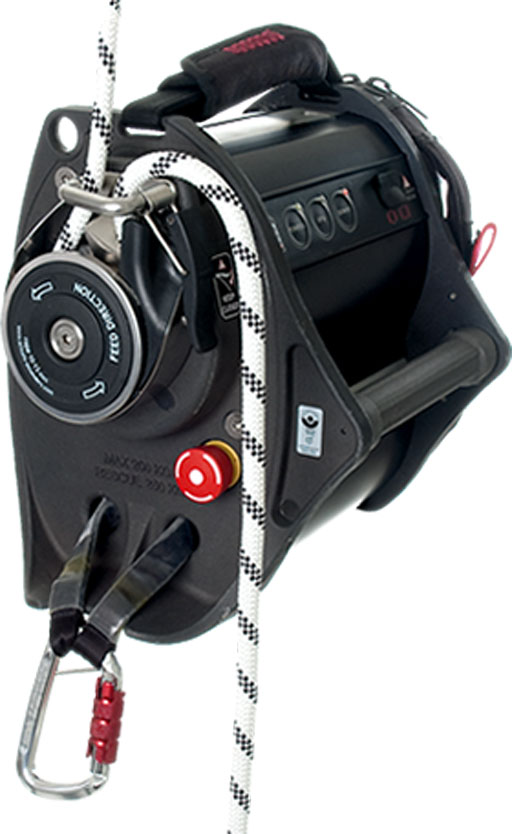 Actsafe Acc Ii Power Ascender Battery Powered Winch